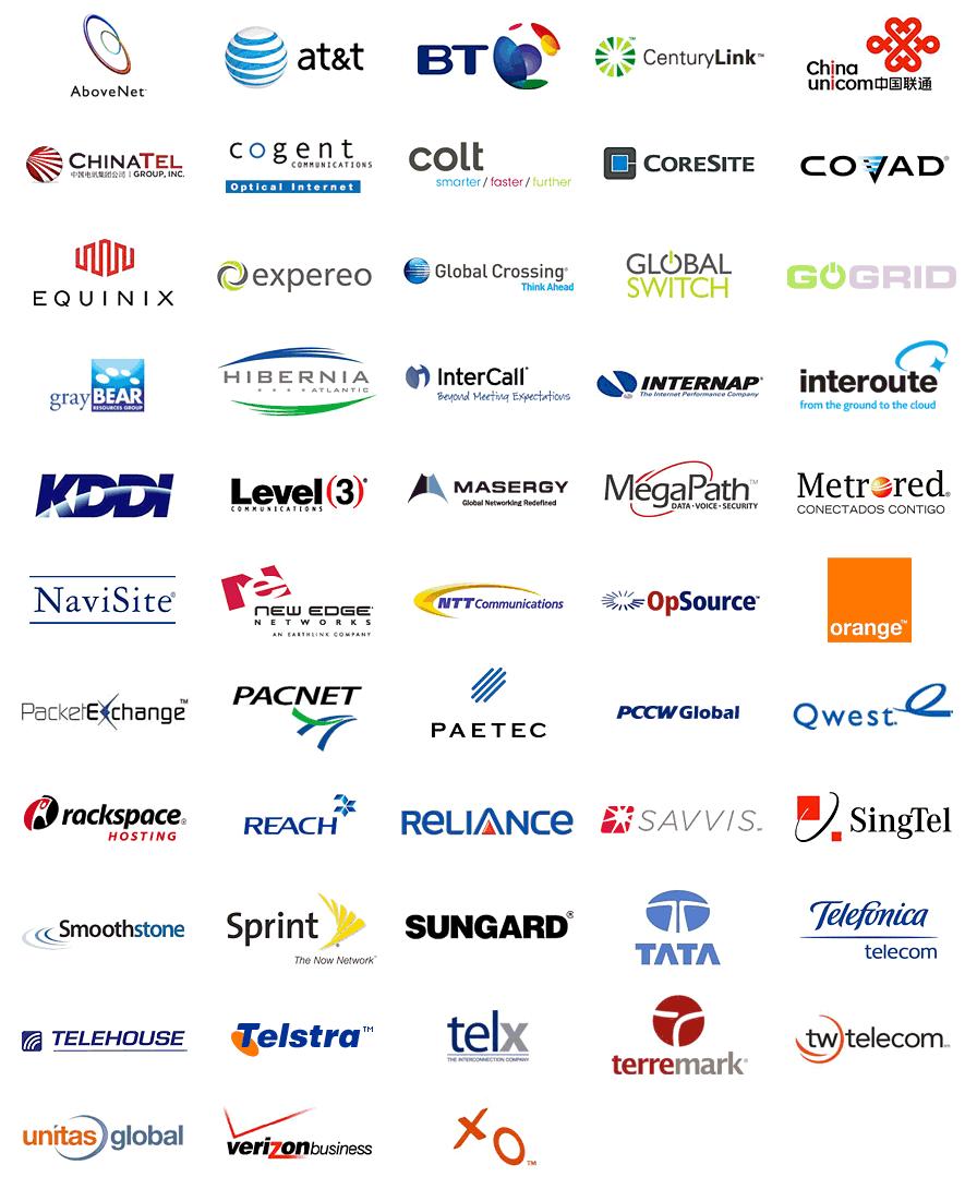 Global Service Provider Portfolio | Fluent
